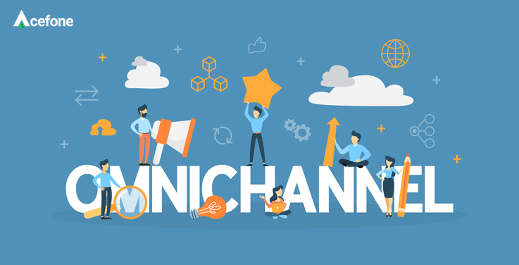 Omnichannel Communication for better Customer Experience.