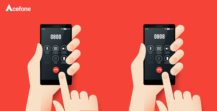 Top benefits of 0800 and 0808 numbers for businesses.
