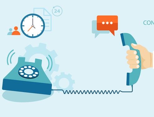 Benefits of an inbound call centre.