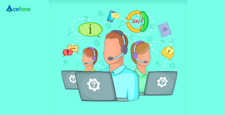 Qualities of an efficient call centre agent.