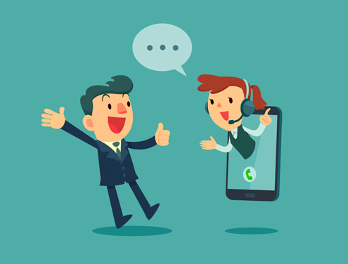 Ways in which Free Phone Number improves customer service.