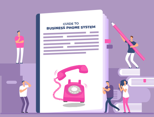 A Complete Guide To Business Phone Systems.