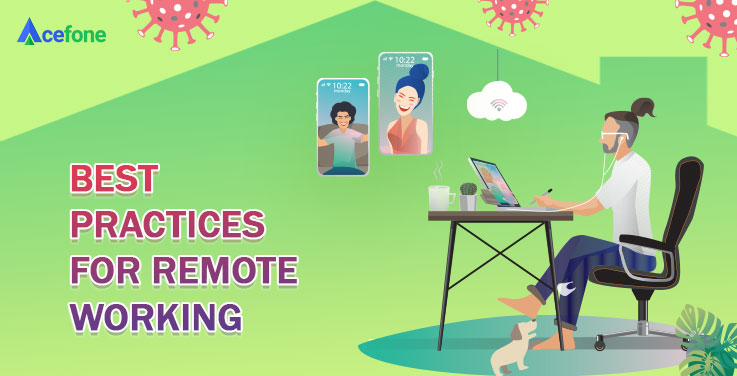 Top 7 best practices for remote working.