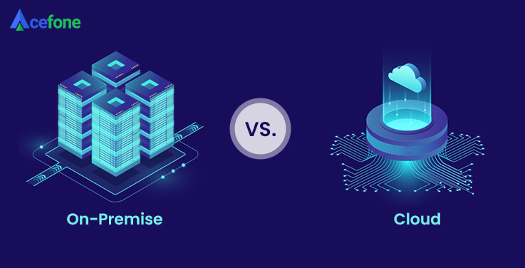 On-Premise vs Cloud Contact Centre