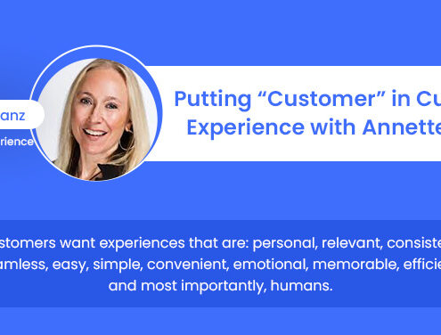 Annette Franz Customer Experience Interview
