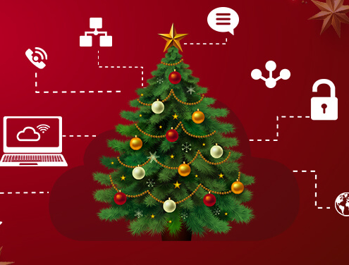 Christmas Cheer With Cloud Communications