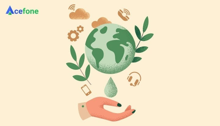 Go Green With Cloud Communications