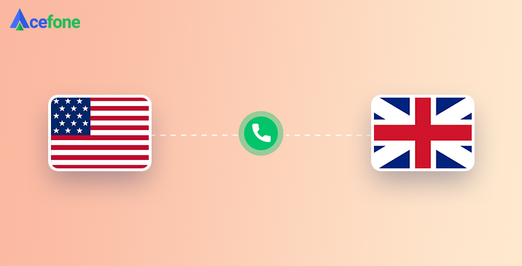 Guide To Calling US To UK