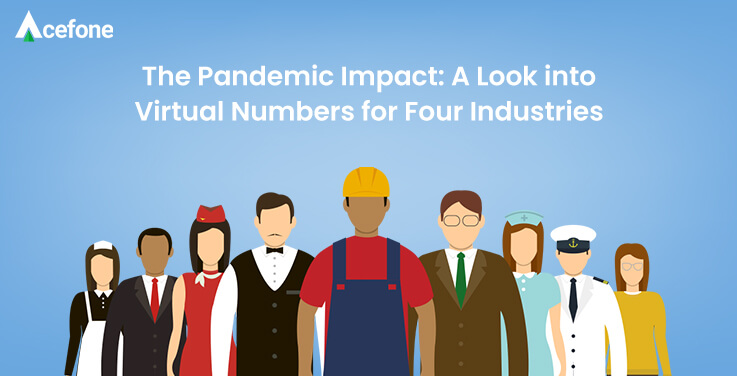 Virtual Number For Different Numbers During Pandemic