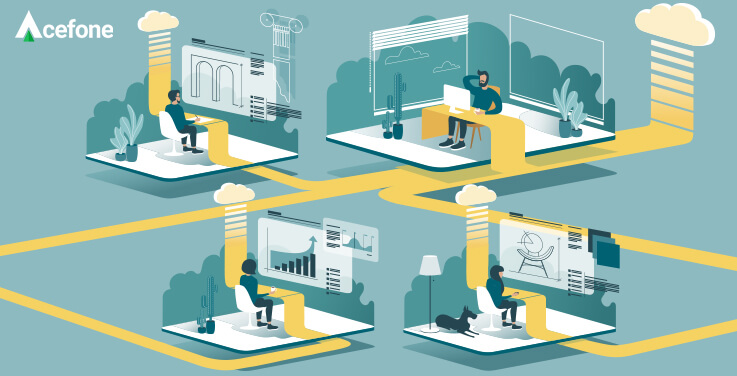 UCaaS Eliminates Virtual Communication Challenges