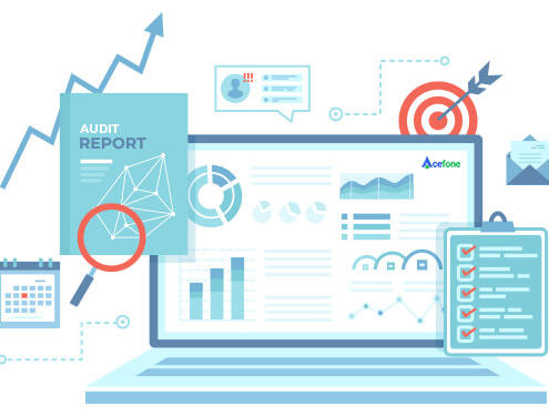 Communication Audit With Acefone Online Portal