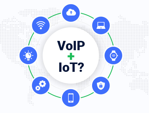 Here is What Smart Offices Will Look Like With IoT and VoIP