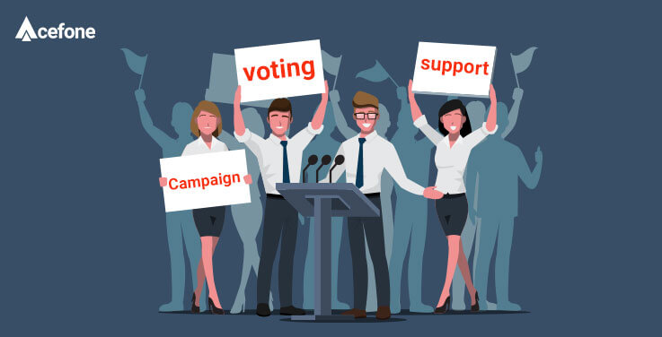 How parties and Politicians Can Use Cloud Telephony For Better Campaigning