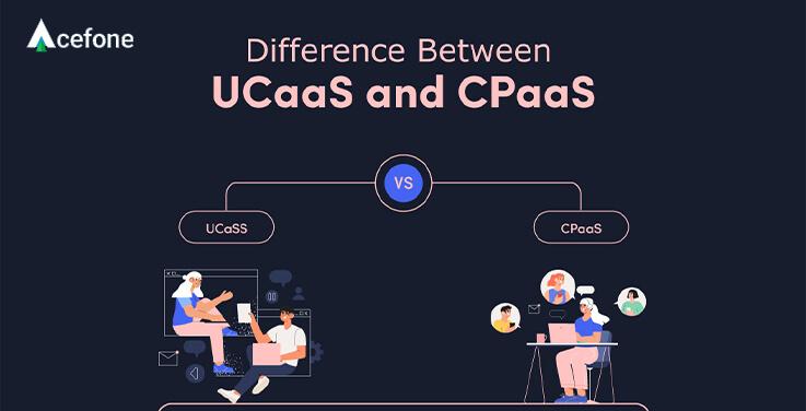 UCaaS vs CPaaS Infographic