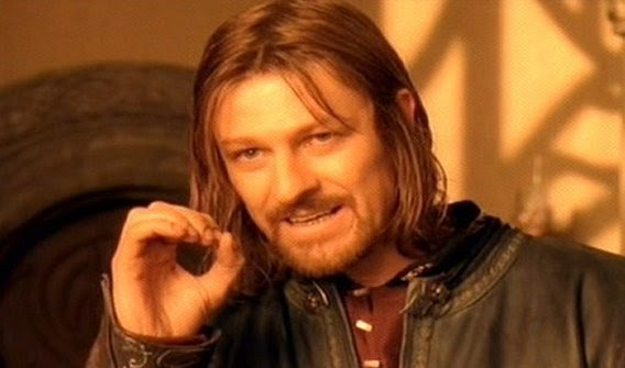 One Does Not Simply Set Up An Orc Factory