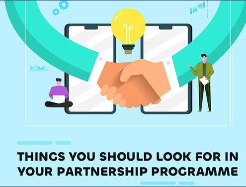 Partnership Programme Infographic