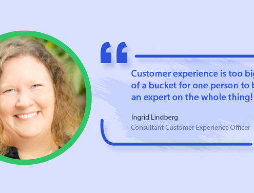 Reboot Your Customer Experience With Ingrid Lindberg
