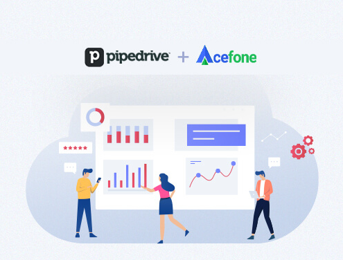 Acefone Pipedrive Integration