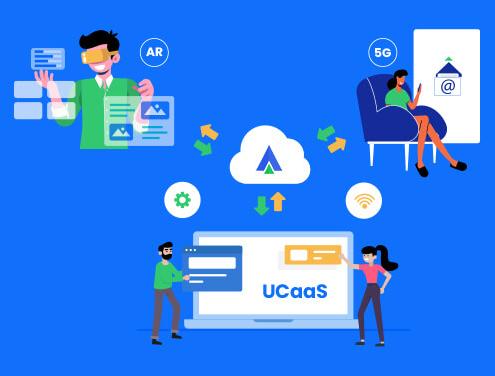 How AR and 5G Impact UCaaS