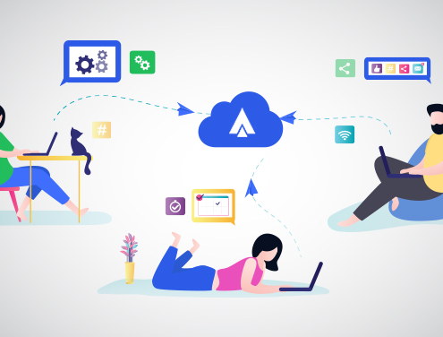 Manage a New Remote Workforce Using Cloud