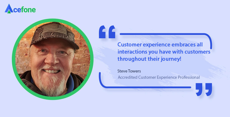 Transforming Your Customer Experience With Steve Towers