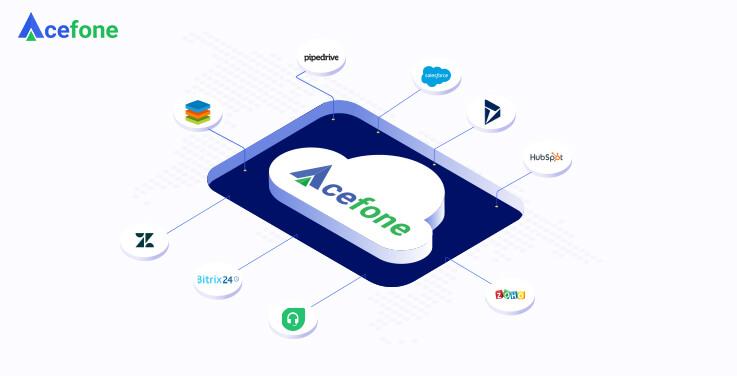 Top 9 Acefone CRM Integrations