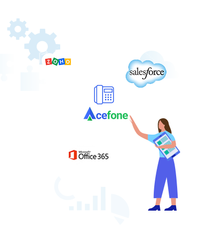 acefone third party integration